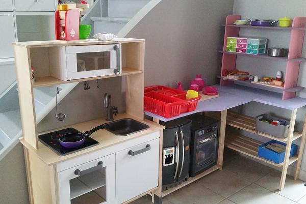1maman2filles le paradis des enfants la cuisine 3