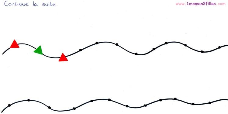 1maman2filles activités manuelles algorithme 2