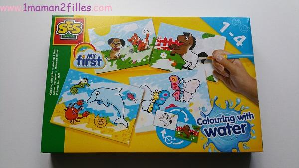 1maman2filles activité peinture eau ses creative 1