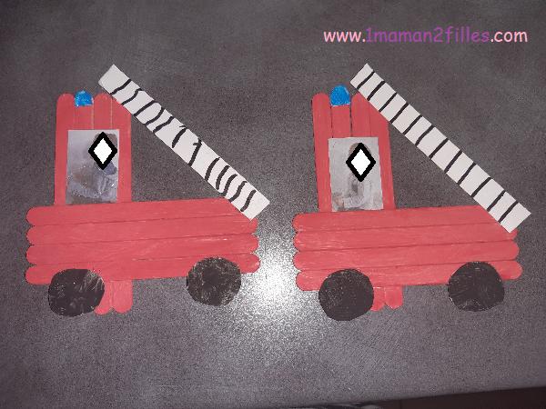 pin-pon, mes garçons partent en camion de pompier