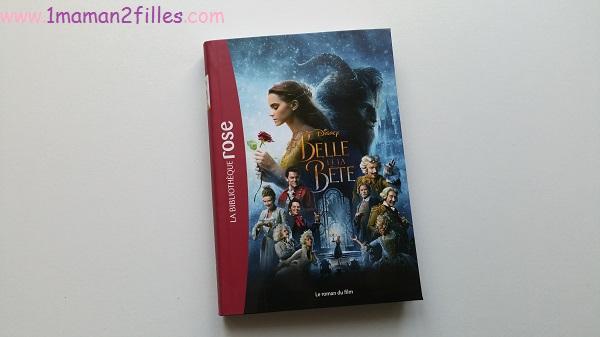 1maman2filles livres enfants bibliothèque rose la belle et la bête