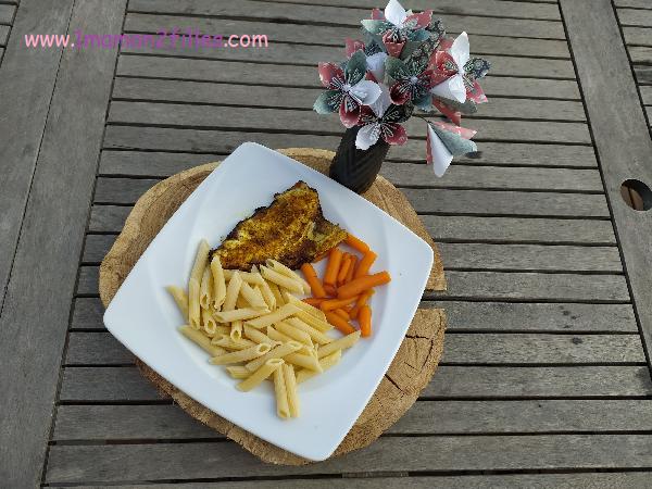 Daurade au curry deux-ingredients-livre-simplissime-menu-mois