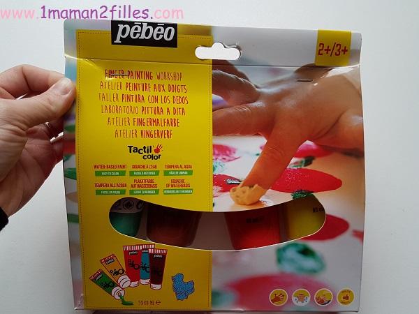 pebeo-peinture-masques-grenouille-oursons