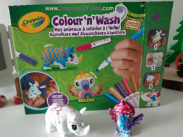 colour'n'wash test