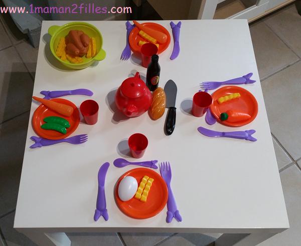 1maman2filles le paradis des enfants la cuisine 6
