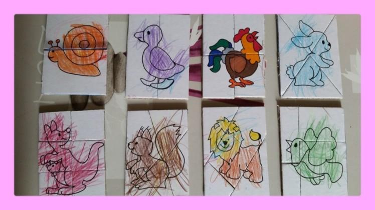 1maman2filles-liste d'activités manuelles enfants