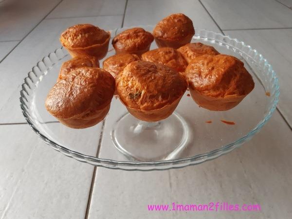 muffins des recettes enchantées