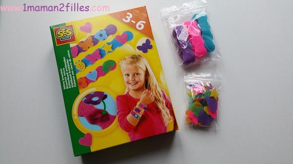 1maman2filles activité bracelets ses creative 1