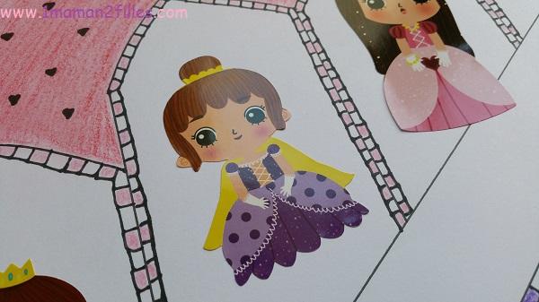1maman2filles activités enfants bal des princesses 2