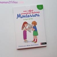 Montessori : mes cahiers de lecture et de géographie