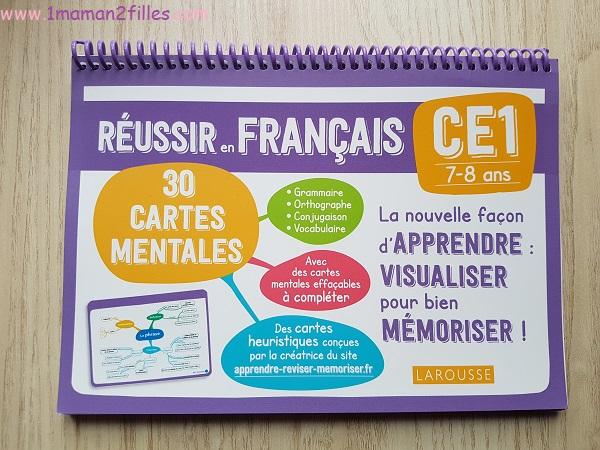 reussir-francais-ce1-cartes-mentales