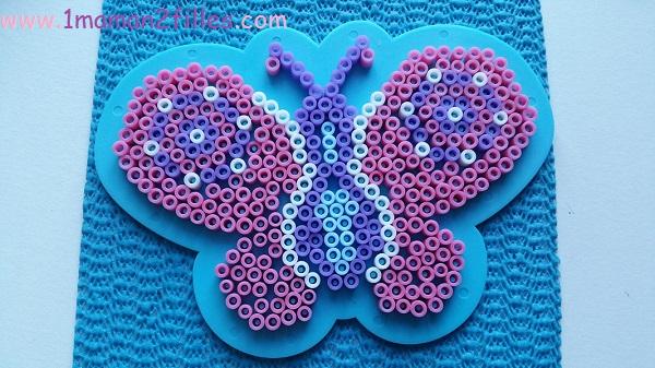 1maman2filles activité manuelle perles a repasser ses creative 6