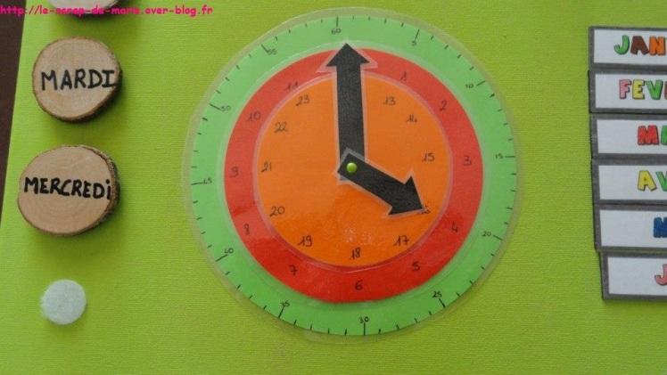 1maman2filles calendrier perpétuel 5