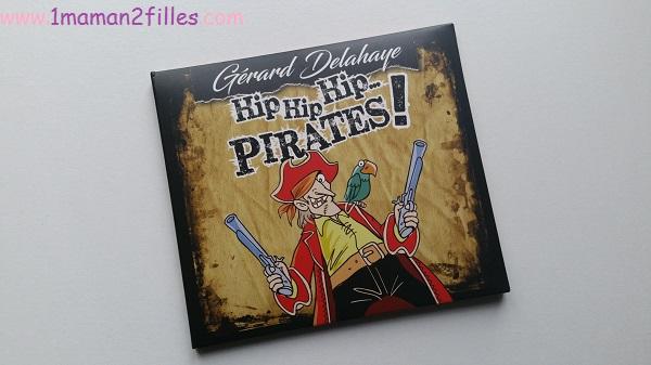 1maman2filles CD hip hip hip pirates 1