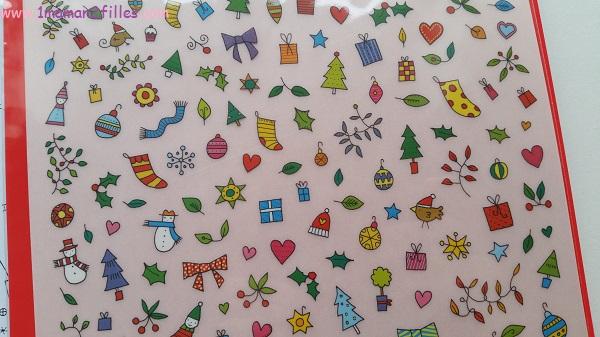 1maman2filles-activite-manuelles-enfants-coloriages-le-marche-de-noel-1