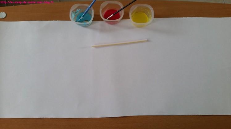 1maman2filles flop en top peinture-coulee