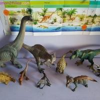 Papo : des figurines sur le thème de la ferme et des dinosaures +1 bonus