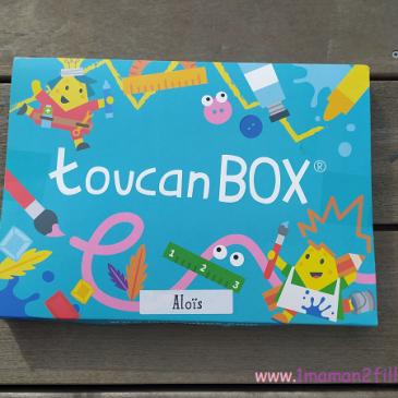 Toucanbox à réception