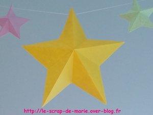 1maman2filles guirlande-etoile-origami 19