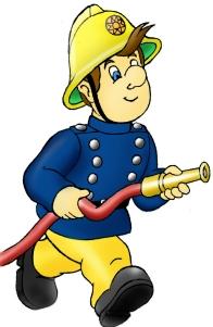 vivre avec un pompier