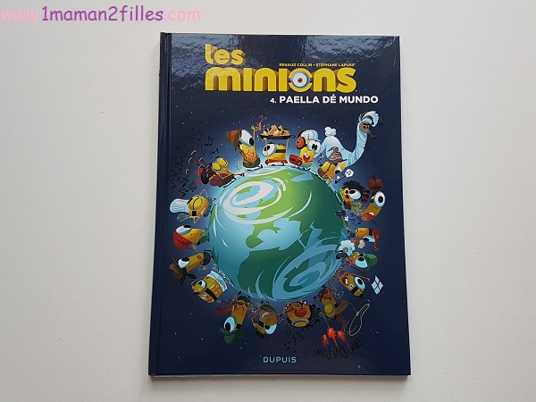 livres-bd-encyclopedies-cédric-minions-mammifères-