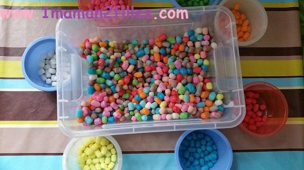 1maman2filles activités manuelles oeufs de Pâques