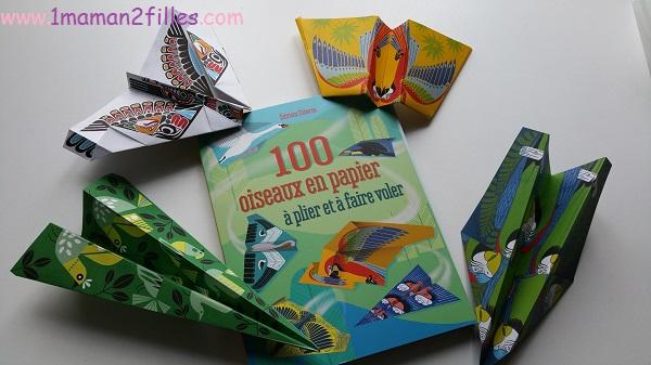 1maman2filles activité 100 oiseaux 3