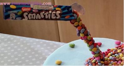 1maman2filles activite cuisine enfant gravity cake
