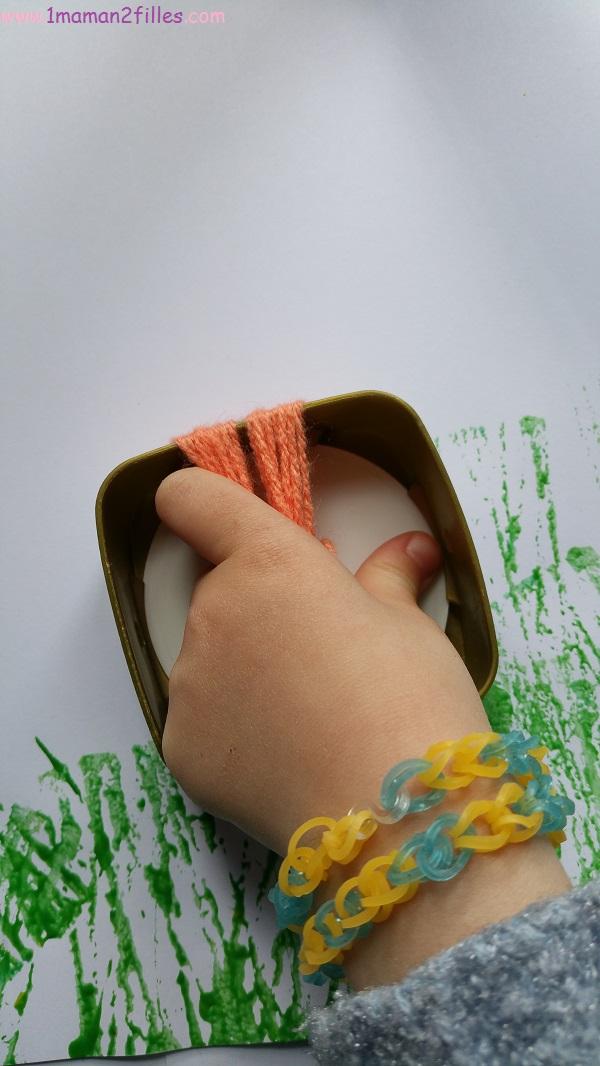 1maman2filles-activite manuelle enfants la ferme 4