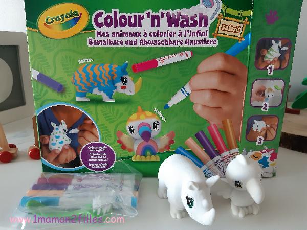 colour'n'wash h safari