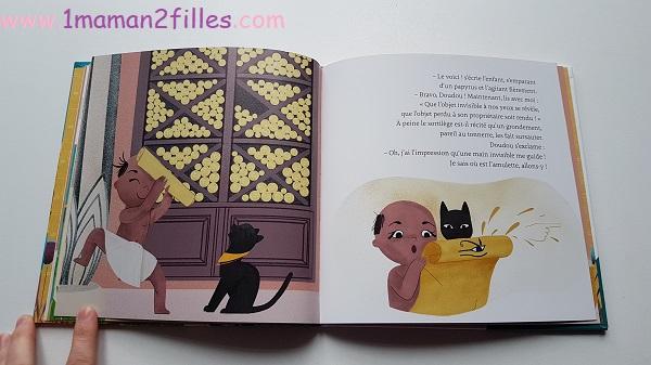 livres-enfants-clafoutu-sorciere-tilly-amis-renard-blanc-fleuve-dongding-oolong-lune-foret-violette-doudou