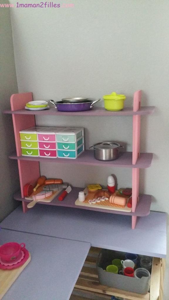 1maman2filles le paradis des enfants la cuisine 1