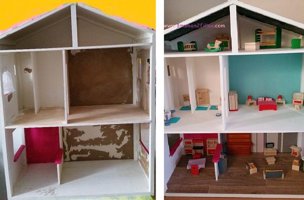 maison-poupée-bois-renovation-amenagement avant-apres