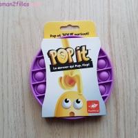 Pop it, le nouveau jeu de société à la mode de chez FoxMind
