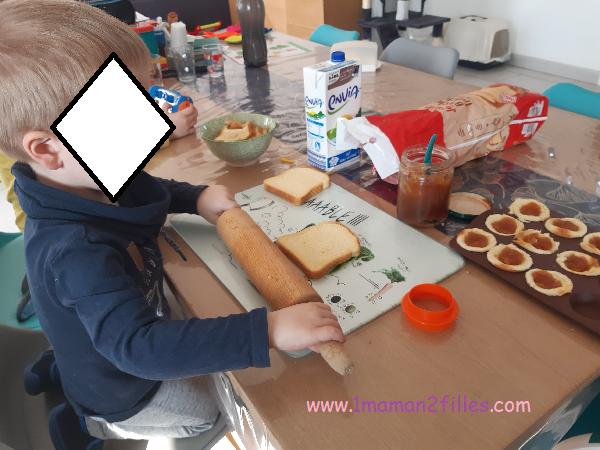 pim's cuisiné par un de mes loulous